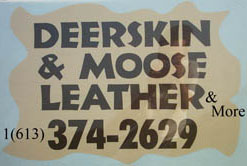Deer and Moose Leather 16133742629